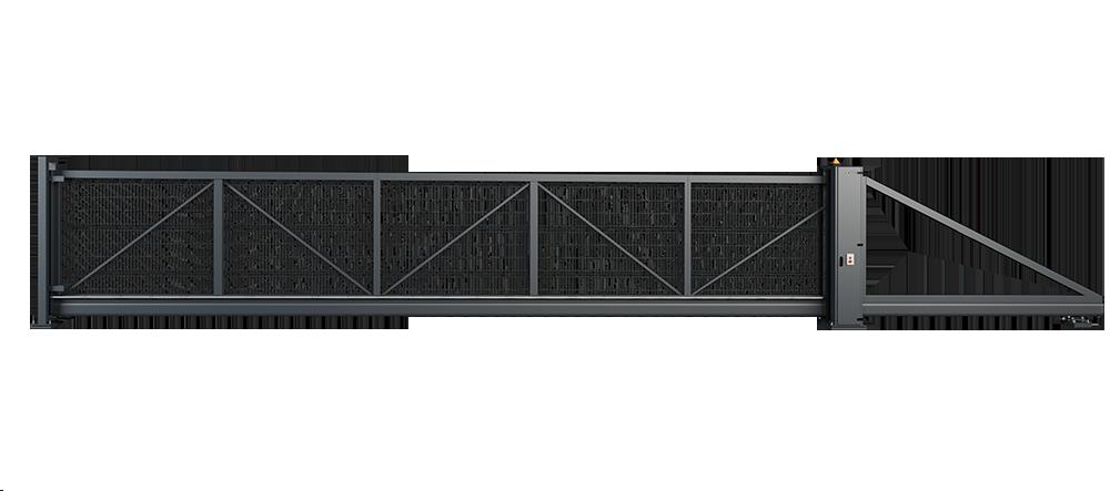 PI-200-z-wypełnieniem-paneli-kratowych-VEGA-B---with-an-infill-made-of-VEGA-B-mesh-panels